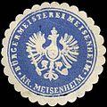Siegelmarke Bürgermeisterei Meisenheim - Kreis Meisenheim W0310990.jpg