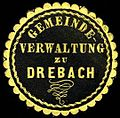 Siegelmarke Gemeindeverwaltung zu Drebach W0233336.jpg