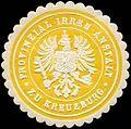 Siegelmarke Provinzial - Irren - Anstalt zu Kreuzburg W0234038.jpg