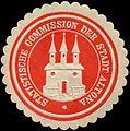 Siegelmarke Statistische Commission der Stadt Altona W0311431.jpg