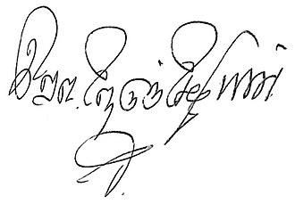 V. R. Nedunchezhiyan - Image: Signature of Nedunchezhiyan