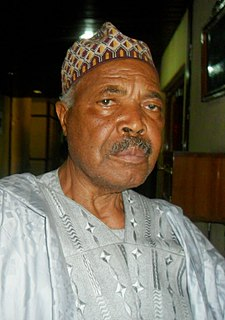 Simon Achidi Achu Cameroonian politician