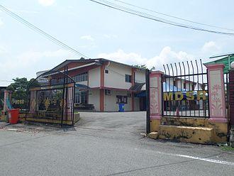 Kluang District - Simpang Renggam District Council