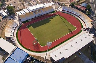 2016 OFC Nations Cup - Image: Sir. John Guise Stadium