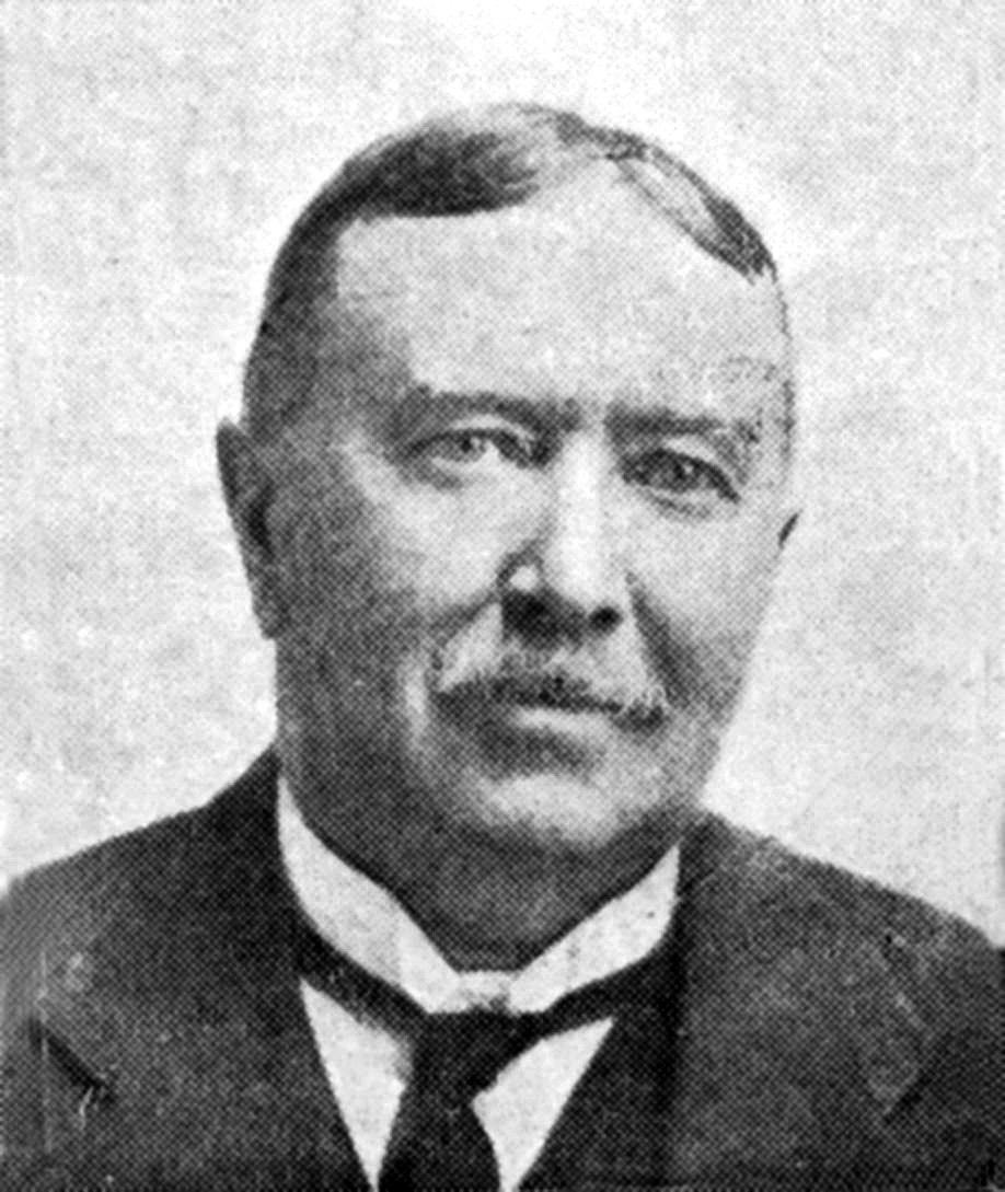 Sir Charles Coghlan, circa 1925