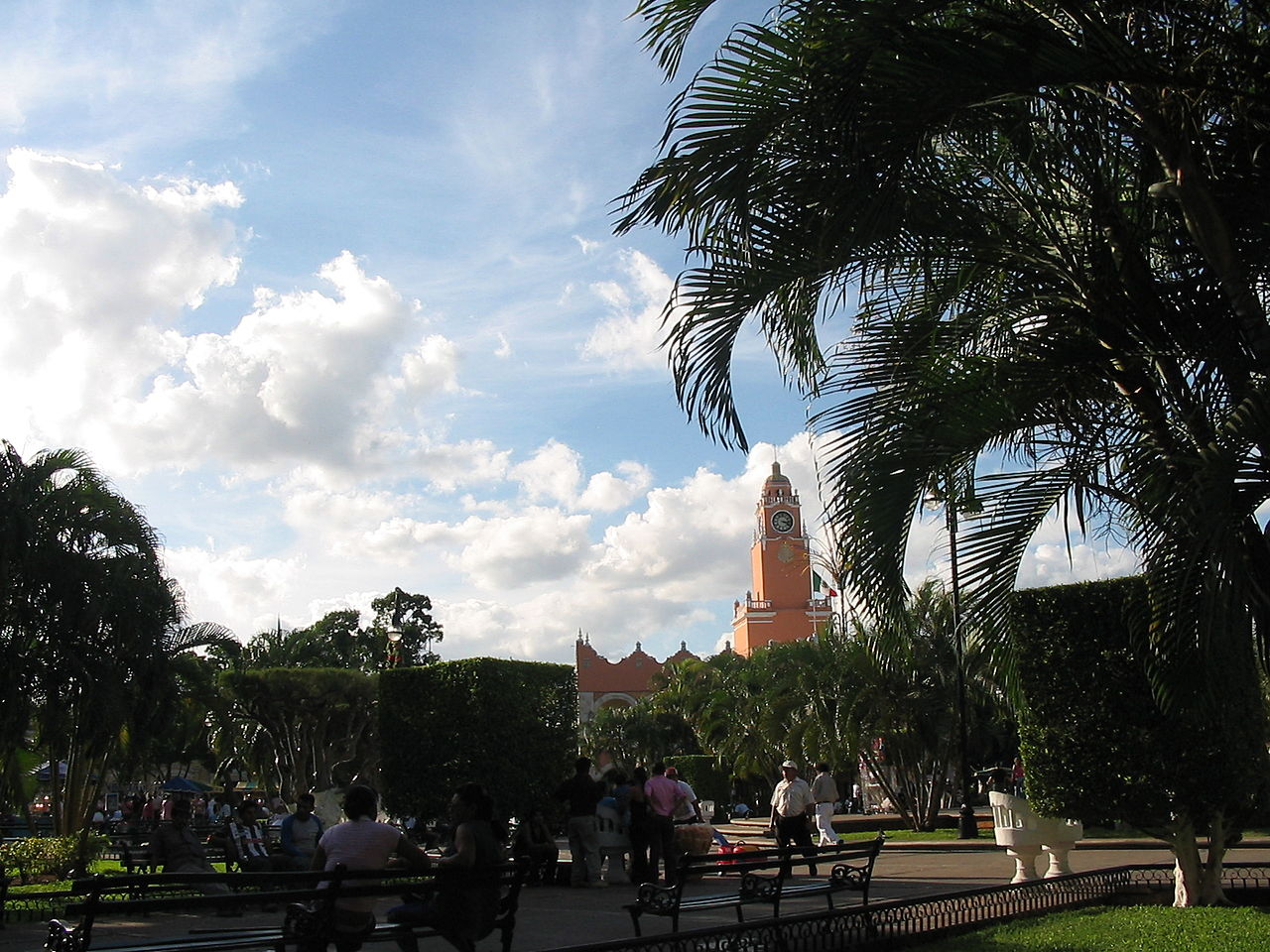 vacaciones de semana santa en merida yucatan