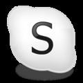 Skype bw.png