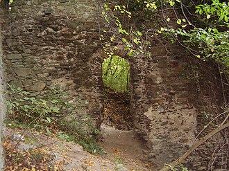Svätý Jur - Ruins of Biely Kameň Castle