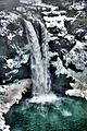 Snoqualmie falls on christmas day 2008.jpg