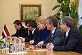 Solvitas Āboltiņas oficiālā vizītē Lietuvā (5348794252).jpg