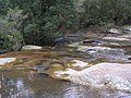 Somersby Falls - View across upper falls.JPG