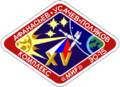 Soyuz TM-18 patch