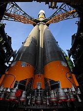 Fleet And Family >> Soyuz (rocket family) - Wikipedia
