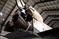Space Shuttle Endeavour Tail Section (1 of 2) - Flickr - FastLizard4.jpg