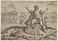 Speculum Romanae Magnificentiae- Ancient bas-reliefs with Laocoon MET DP820287.jpg