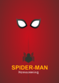 Spider-Man Homecoming -minimal poster by abijithka.png