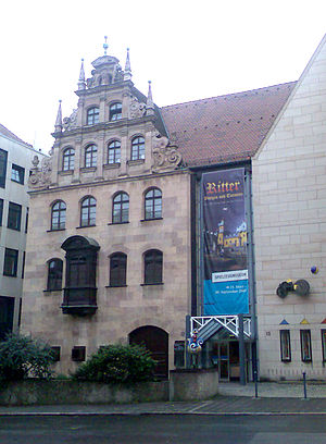 Nuremberg Toy Museum - The Nuremberg Toy Museum, also called Lydia Bayer Museum
