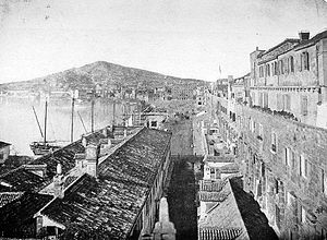 Split Croatia 19th century