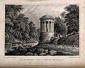 St. Bernard's Well by the River Leith, Edinburgh, Scotland. Wellcome V0012613.jpg