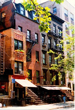 St. Mark's Place, 2000 (2)