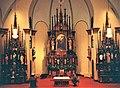 St. Mary's Church interior - Iowa City, Iowa 01.jpg