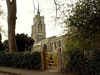 St. Mary - the parish church of Ashwell - geograph.org.uk - 1246802.jpg
