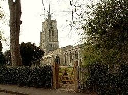 St. Mary - the parish church of Ashwell - geograph.org.uk - 1246802.jpg