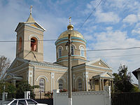 St. Therapont of Belozersk church in Novosilske 02.jpg