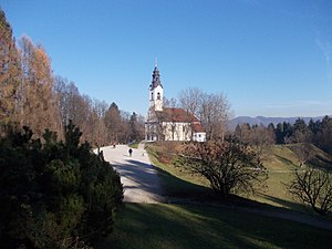 St. Ulrich's Church, Ljubljana 04.JPG