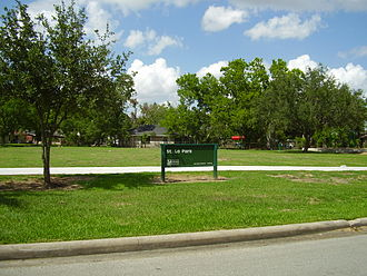South Park, Houston - St. Lo Park