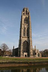 St Botolph's Church, Boston - Wikipedia