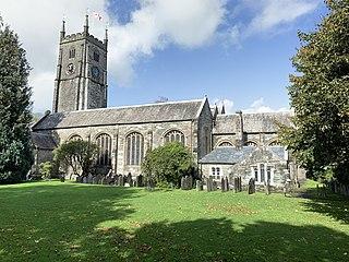 St Eustachius Church, Tavistock Church in Tavistock, England
