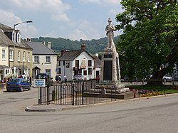 St James' Square, Monmouth - geograph.org.uk - 308231.jpg