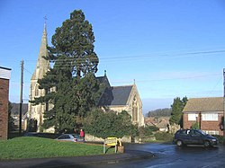 St John's parish church, Higham - geograph.org.uk - 323025.jpg