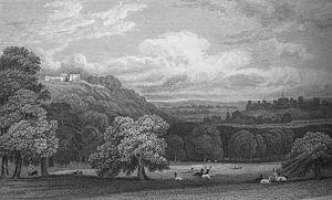 St Leonard's Hill - St Leonard's Hill (showing Windsor Castle on the right)