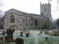 St Leonard's church, Upper Minety - geograph.org.uk - 1110342.jpg