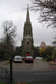 St Michael, South Grove, London N6 - geograph.org.uk - 307883