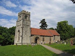 Beaudesert, Warwickshire - Image: St Nicholas' Church, Beaudesert, Warwickshire