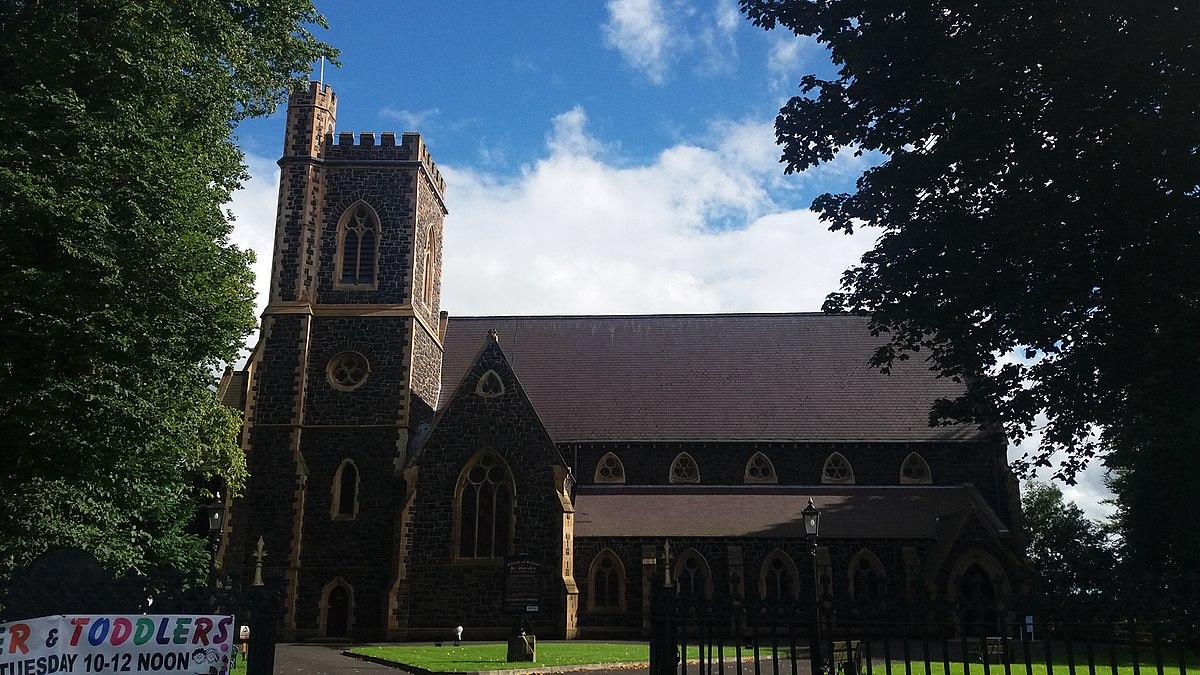 St Patrick S Church Ballymena Wikipedia