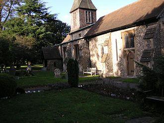 St Stephen's Church, St Albans - St Stephen's Church, St Albans