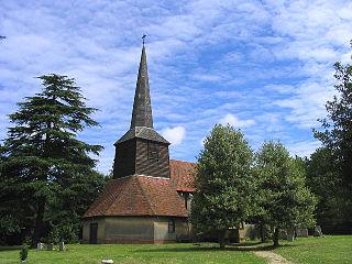 Navestock Human settlement in England