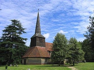 Navestock - Image: St Thomas the Apostle Church, Navestock Heath, Essex geograph.org.uk 25966