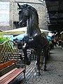 Stables Market horse sculpture - geograph.org.uk - 1712749.jpg
