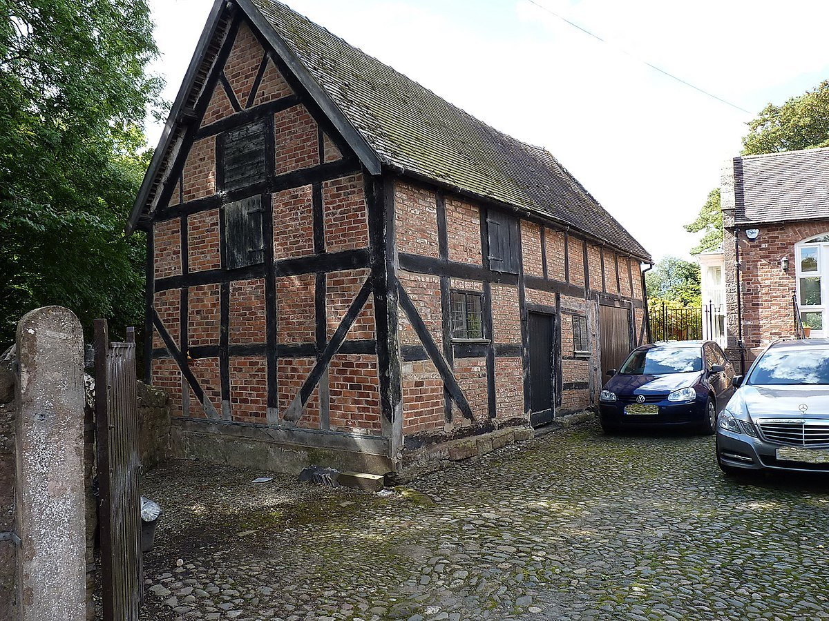 Stables near The Old Vicarage, Condover.jpg