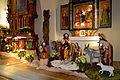 Stadtpfarrkirche Rapperswil - Innenansicht - Weihnachtskrippe 2012-12-31 13-06-14.JPG