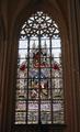 Stadtpfarrkirche Steyr - Lamberg'sches Votivfenster.png