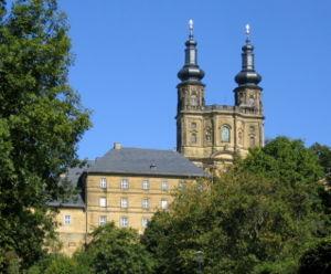 Johann Dientzenhofer - Banz Abbey