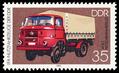 Stamp DDR 1982 MiNr 2748 Pritschenfahrzeug W 50.png