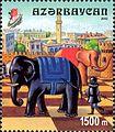 Stamps of Azerbaijan, 2002-624.jpg