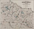 Standard map of Wright County, Minnesota - showing portions of Hennepin and Stearns Counties. LOC 2005625355.tif